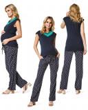 Pantaloni confortabili pentru gravide Noppies