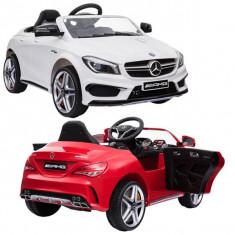 Masina cu acumulator, Mercedes-Benz CLA45 AMG