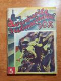 Carte pentru copii anii '90 -aventurile submarinului dox,nr 5