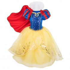 Costum Alba ca Zapada New, Disney