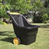 Roaba neagra Keter Super Pro 150 L