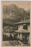 Poiana Tapului-Vedere ,circulata 1958 Campina-Orsova, Printata