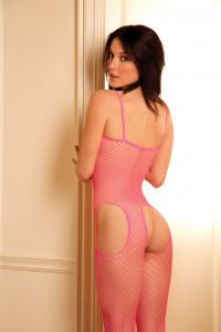 Catsuit Suspender - Roz