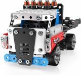 Cumpara ieftin Set metalic de constructie Meccano - Camion pentru curse 285 piese