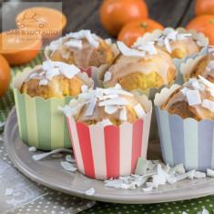 Set gofraje de hârtie pt. muffin