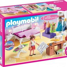 Playmobil Dollhouse - Dormitorul familiei