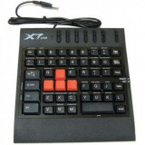 Tastatura 7x fast Gaming USB, A4TECH G100