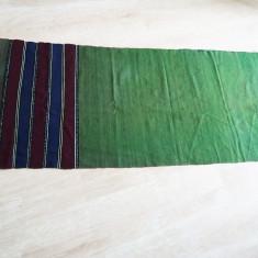 Macat pe verde lana naturala 230/60, in stare buna!