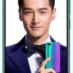 "Telefon Mobil Huawei Honor 10, Procesor Octa-Core 1.8GHz, IPS LCD Capacitive touchscreen 5.84inch, 4GB RAM, 128GB Flash, Camera Duala 16+24MP, Wi-Fi,, Verde, Neblocat, 5.84"""