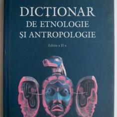 Dictionar de etnologie si antropologie – Pierre Bonte, Michel Izard