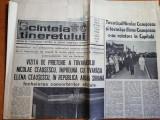 scanteia tineretului 12 mai 1984-vizita lui ceausescu in siria