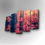 Cumpara ieftin Tablou decorativ Art Five, 747AFV1260, Multicolor