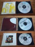 Led Zeppelin albumle I + II + Presence (CD - original), Atlantic
