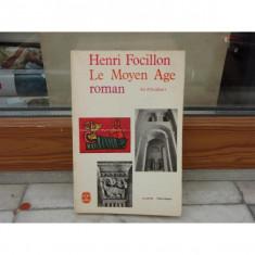 Le moyen age , Henry Focillon , 1938