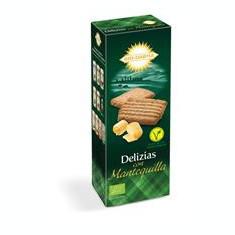 Biscuiti din Spelta cu Unt Bio 110gr Bio Darma Cod: 8437005927216