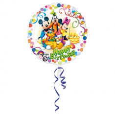 Balon folie 43 cm Mickey si prietenii