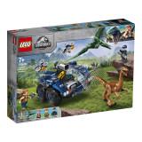 LEGO Jurassic World Evadarea lui Gallimimus și Pteranodon (75940)