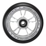 Set 2 Roti Trotineta Blunt 10 Spokes 100mm + Abec 9 Silver/Black