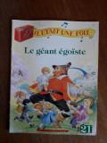 Le geant egoiste - O. Wilde / R8P5S