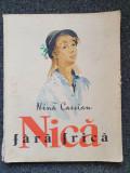 NICA FARA FRICA - Nina Cassian (ilustratii Jules Perahim)