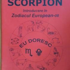 Aproape totul despre scorpion