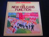 Louis Armstrong - The New Orleans Function _ vinyl,LP _ Joker ( 1982, Italia), VINIL