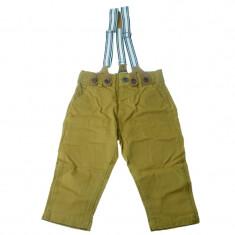 Pantaloni baietei Vitamins PBV-04, Maro
