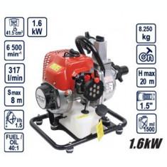 "Motopompa pe benzina de apa curata 2.2CP, 1.5"", Raider RD-GWP03"