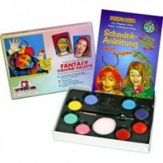 Set pictura fata 8 culori - Fantasy