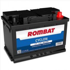 5724730060ROM BATERIE ROMBAT CYCLON 72 AH 600A 278X175X190