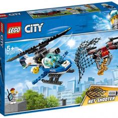 LEGO City - Urmarirea cu drona a politiei aeriene 60207