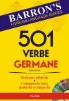 501 Verbe Germane + CD