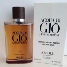 Acqua Di Gio ABSOLU 100ml - Giorgio Armani | Parfum Tester, 100 ml, Lemnos