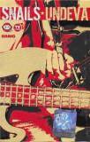 Caseta Snails-Undeva, originala, Casete audio, a&a records romania