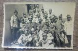Soldati romani, Terasa Gimnaziului Oituz, Targu Ocna// fotografie
