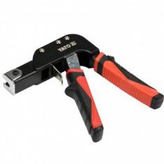 Pistol pentru dibluri Yato YT-51450, cu 10 dibluri