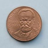 FRANTA  -  10 Francs 1985  -  VICTOR  HUGO