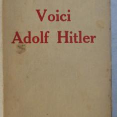 Voici Adolf Hitler / François de Tessan 1936