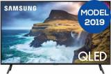 Televizor QLED Samsung 190 cm (75inch) QE75Q70RA, 4K Ultra HD, Smart TV, WiFi, Bluetooth, CI+