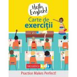 Hello English! Carte de exercitii
