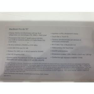 Apple MacBook Pro 15, ecran Retina,procesor Intel® Quad Core™ i7 2.9GHz SIGILAT