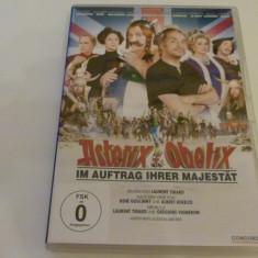 asterix und obelix -in slujba majestatii sale - dvd