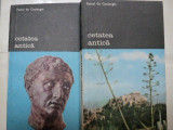 CETATEA ANTICA - FUSTEL DE COULQNGES -BUC.1984 VOL.I-II