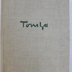 TONITZA vorwort von CORNELIU BABA 1965 ,TEXT IN LIMBA GERMANA