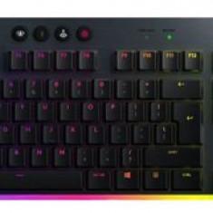 Tastatura mecanica gaming Logitech G915, Ultraslim, Lightspeed Wireless, Lightsync RGB, Switch Tactil (Negru)