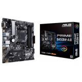 Placa de baza ASUS PRIME B450M-A II AMD AM4 mATX