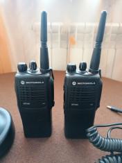 Stație emisie recepție Motorola GP340 foto