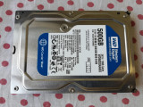 HDD 500 Gb 3,5 inch Western Digital Blue Sata 3 Desktop., 500-999 GB, 7200