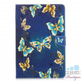 Husa Huawei MediaPad M5 10,8 Flip Cu Stand Albastra