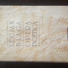 Lucian Blaga - Opera poetica, 1995
